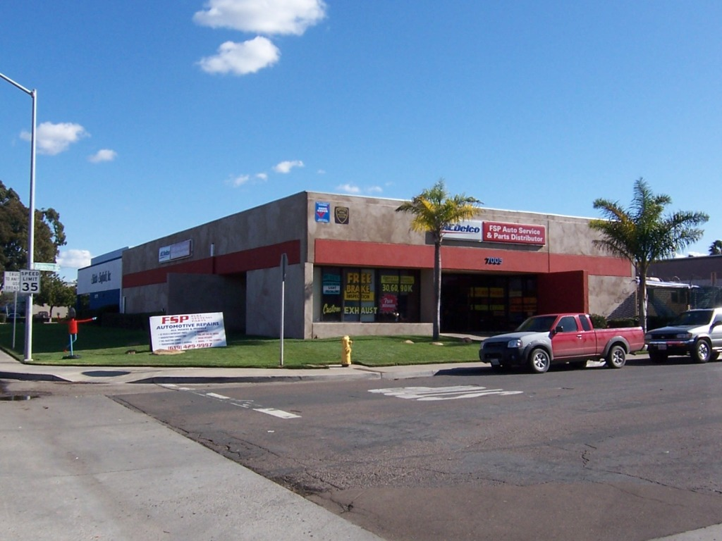 industrial building commerical appraiser san diego