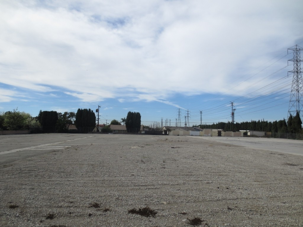 Vacant Land in Buena Park